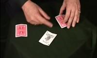 Tour de magie : bonneteau à 3 cartes