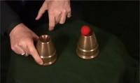 Tour de magie : les gobelets